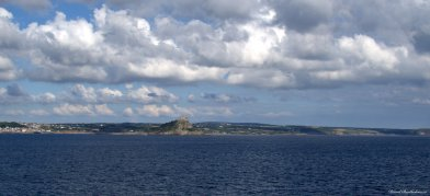 St. Michael's Mount, Penzance, Cornwall. Photo copyright: David Bartholomew
