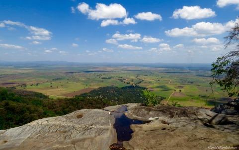 View over the Kilombero Valley, Udzungwa mountains, Tanzania. Photo copyright: David Bartholomew