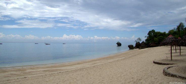 Mangapwani beach, Zanzibar. Photo copyright: David Bartholomew