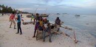Matemwe beach, Zanzibar. Photo copyright: David Bartholomew