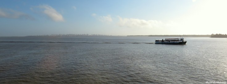 Baía do Marajó, Belém, Para, Brazil. Photo copyright: David Bartholomew