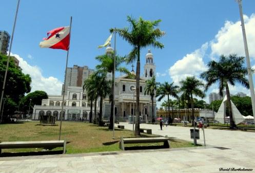 Basílica Santuário Nossa Senhora de Nazaré, Belém, Para, Brazil. Photo copyright: David Bartholomew