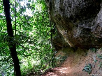 Batu Kapal. Photo copyright: David Bartholomew