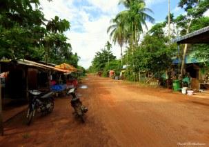 The eco-village of Chi Phat. Photo copyright: David Bartholomew