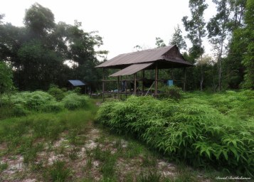 Chi Phat jungle camp. Photo copyright: David Bartholomew